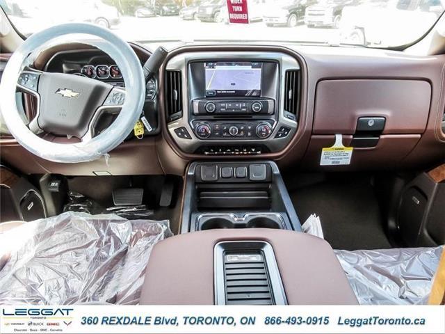 2019 Chevrolet Silverado 3500HD High Country (Stk: 271989) in Etobicoke - Image 10 of 22