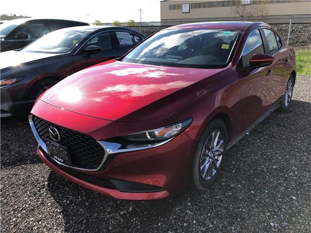 2019 Mazda Mazda3 GS (Stk: LM9183) in London - Image 1 of 5