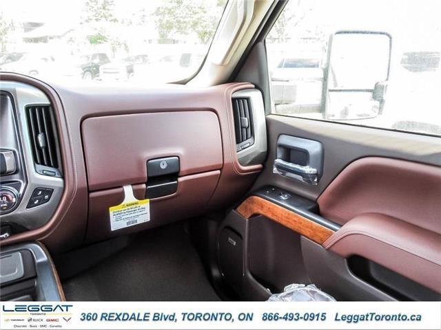 2019 Chevrolet Silverado 3500HD High Country (Stk: 271989) in Etobicoke - Image 13 of 22