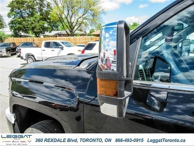 2019 Chevrolet Silverado 3500HD High Country (Stk: 271989) in Etobicoke - Image 14 of 22