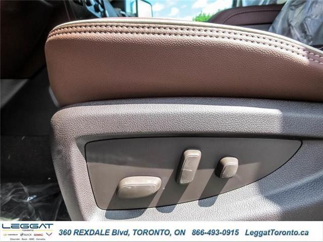 2019 Chevrolet Silverado 3500HD High Country (Stk: 271989) in Etobicoke - Image 15 of 22