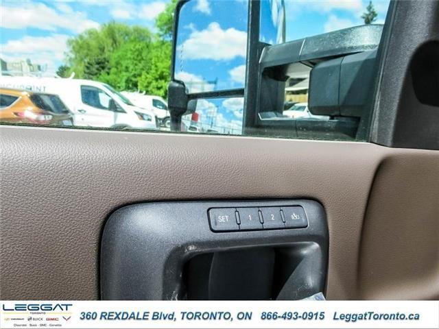 2019 Chevrolet Silverado 3500HD High Country (Stk: 271989) in Etobicoke - Image 16 of 22