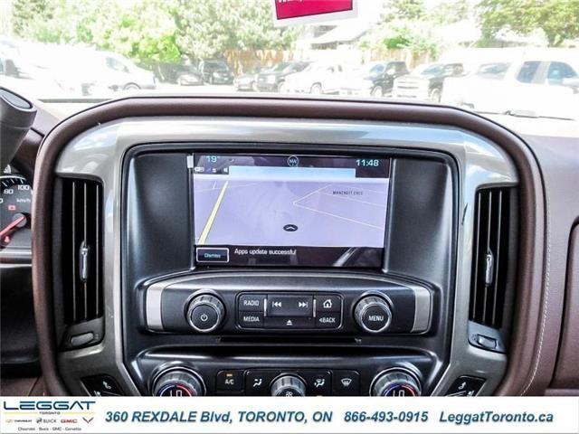 2019 Chevrolet Silverado 3500HD High Country (Stk: 271989) in Etobicoke - Image 19 of 22