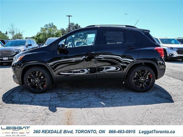 2019 Chevrolet Trax LT (Stk: 383389) in Etobicoke - Image 8 of 20