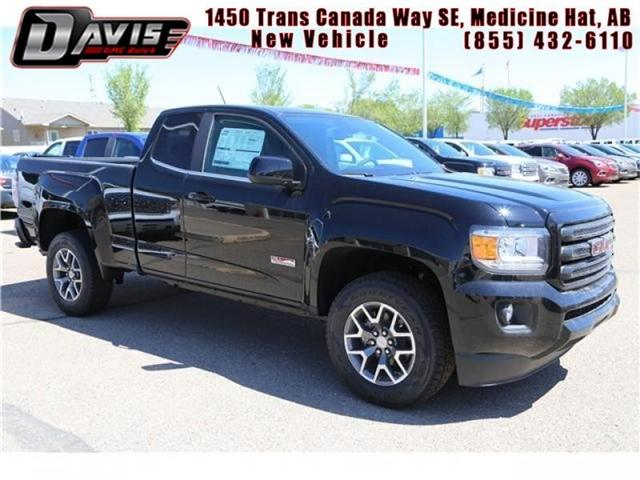 2018 GMC Canyon All Terrain w/Leather (Stk: 158101) in Medicine Hat - Image 1 of 27