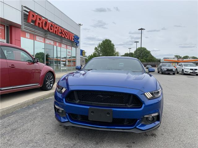 2017 Ford Mustang  (Stk: H5341405) in Sarnia - Image 2 of 17