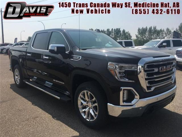 2019 GMC Sierra 1500 SLT (Stk: 170215) in Medicine Hat - Image 1 of 26