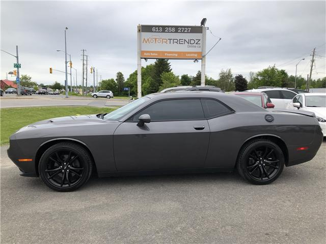 2018 Dodge Challenger SXT (Stk: -) in Kemptville - Image 2 of 25