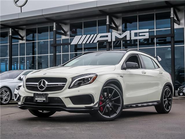 2017 Mercedes-Benz AMG GLA 45 Base (Stk: 38756A) in Kitchener - Image 1 of 28