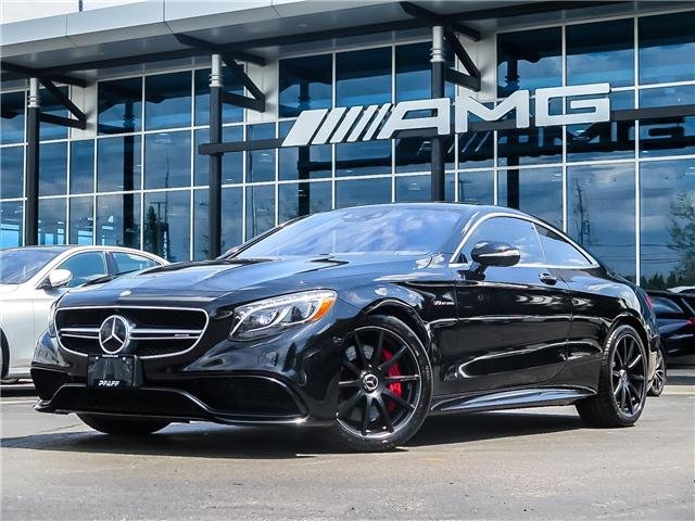 2016 Mercedes-Benz AMG S Base (Stk: 38900A) in Kitchener - Image 1 of 23