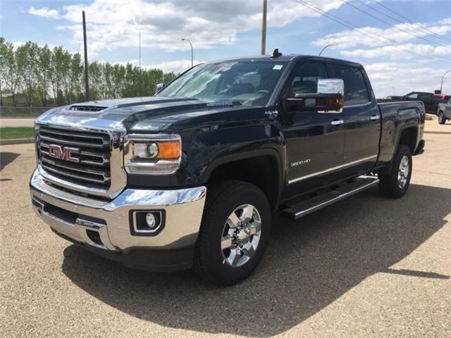 2019 GMC Sierra 3500HD SLT (Stk: 171054) in Medicine Hat - Image 3 of 24