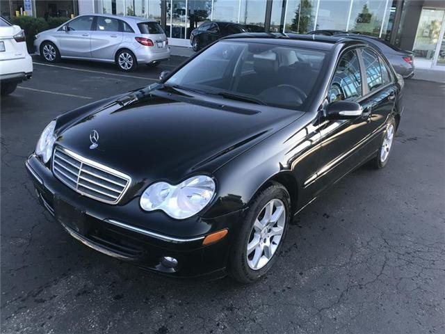 2006 Mercedes-Benz C-Class Base (Stk: K3769B) in Kitchener - Image 1 of 8