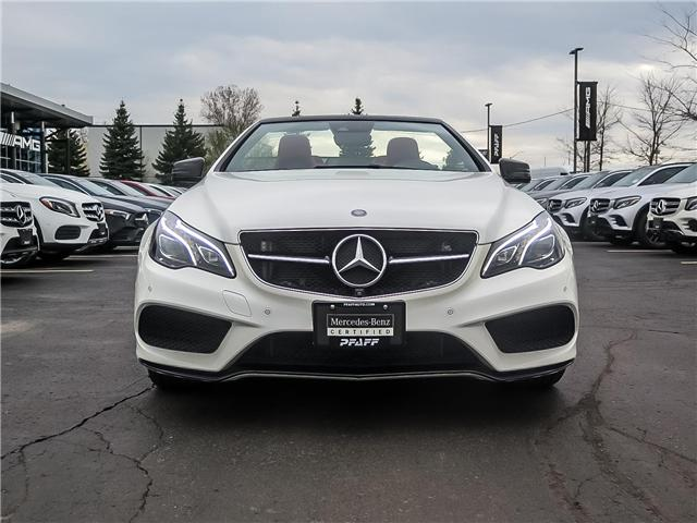 2016 Mercedes-Benz E-Class Base (Stk: K3808) in Kitchener - Image 2 of 25