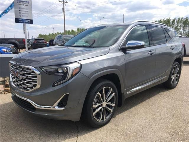 2019 GMC Terrain Denali (Stk: 171307) in Medicine Hat - Image 3 of 26