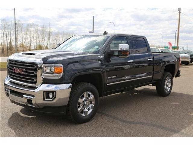 2019 GMC Sierra 3500HD SLT (Stk: 171614) in Medicine Hat - Image 4 of 29