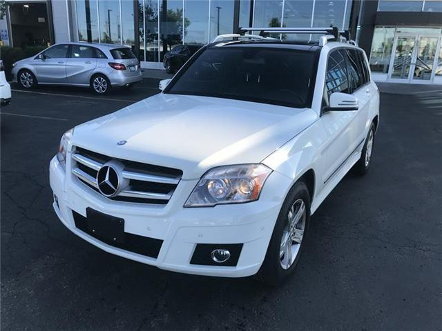 2011 Mercedes-Benz Glk-Class Base (Stk: K3809A) in Kitchener - Image 1 of 9