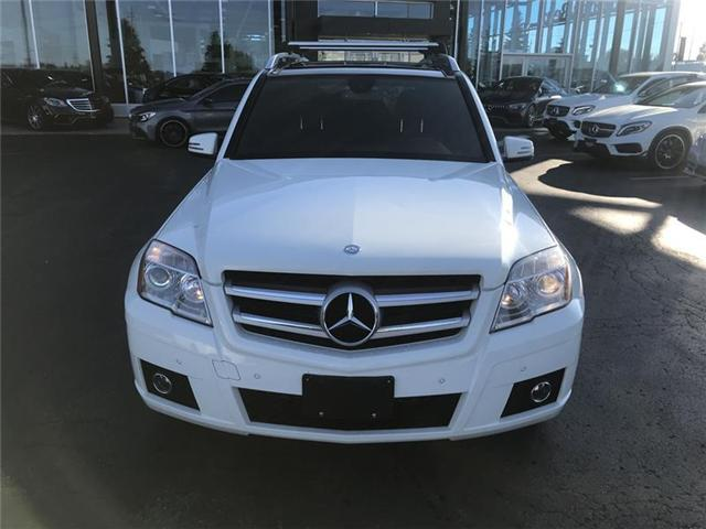 2011 Mercedes-Benz Glk-Class Base (Stk: K3809A) in Kitchener - Image 2 of 9