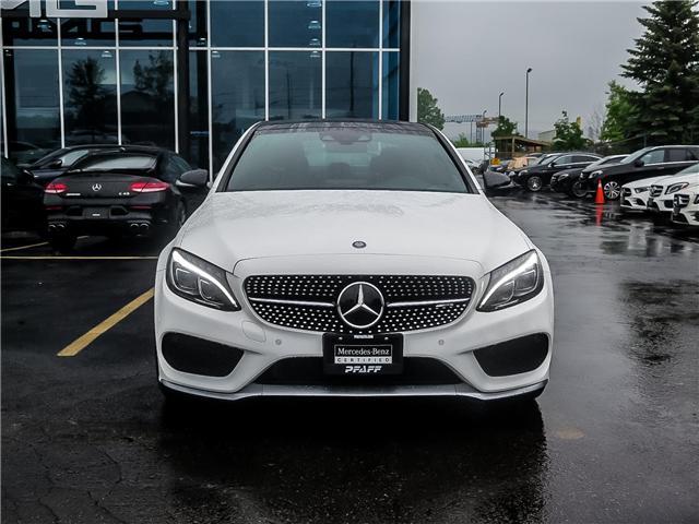 2017 Mercedes-Benz AMG C 43 Base (Stk: K3841) in Kitchener - Image 2 of 27