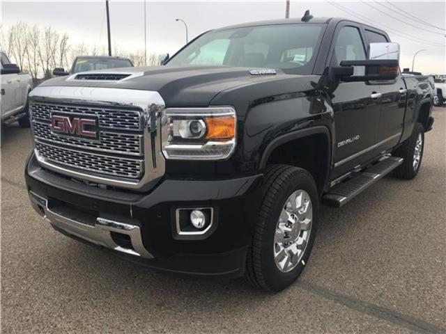 2019 GMC Sierra 2500HD Denali (Stk: 172796) in Medicine Hat - Image 4 of 30