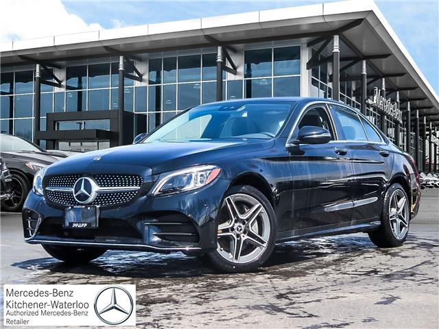 2019 Mercedes-Benz C-Class Base (Stk: 38645D) in Kitchener - Image 1 of 21