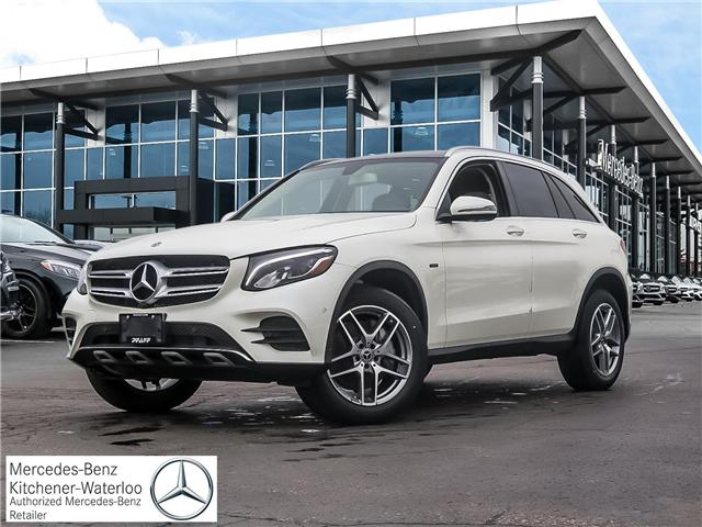 2019 Mercedes-Benz GLC 350e Base (Stk: 38719) in Kitchener - Image 1 of 18