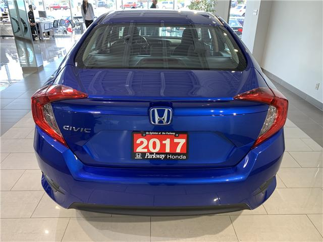 2017 Honda Civic LX (Stk: 16162B) in North York - Image 7 of 19