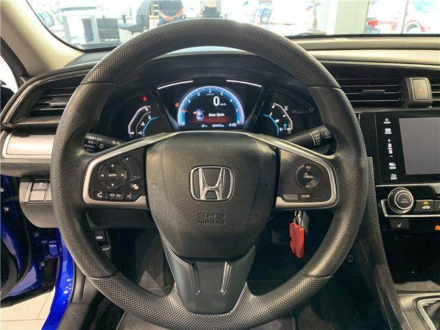 2017 Honda Civic LX (Stk: 16162B) in North York - Image 13 of 19
