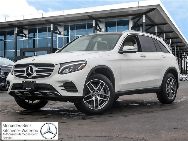 2019 Mercedes-Benz GLC 300 Base (Stk: 38799) in Kitchener - Image 1 of 18
