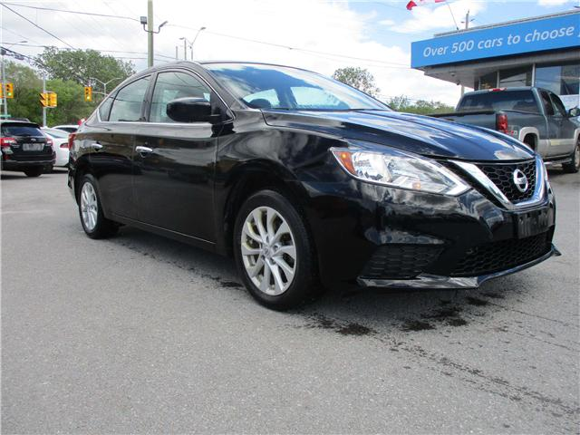 2016 Nissan Sentra 1.8 SV (Stk: 190870) in Kingston - Image 1 of 14