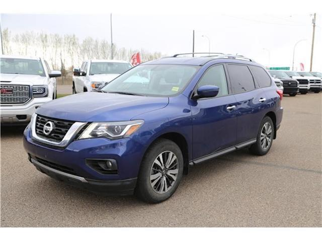2017 Nissan Pathfinder SV (Stk: 174931) in Medicine Hat - Image 4 of 16