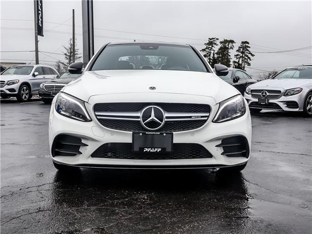 2019 Mercedes-Benz AMG C 43 Base (Stk: 38856) in Kitchener - Image 2 of 19