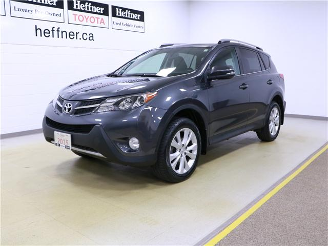 2015 Toyota RAV4 Limited (Stk: 195434) in Kitchener - Image 1 of 33