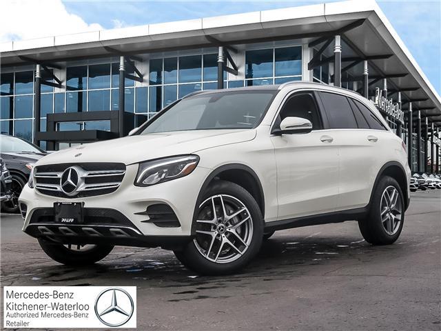 2019 Mercedes-Benz GLC 300 Base (Stk: 38866) in Kitchener - Image 1 of 17