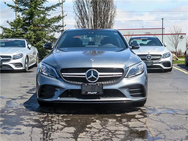 2019 Mercedes-Benz AMG C 43 Base (Stk: 38870) in Kitchener - Image 2 of 19