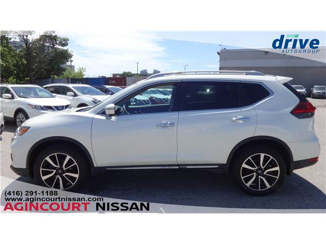 2017 Nissan Rogue SL Platinum (Stk: KC816576A) in Scarborough - Image 2 of 22