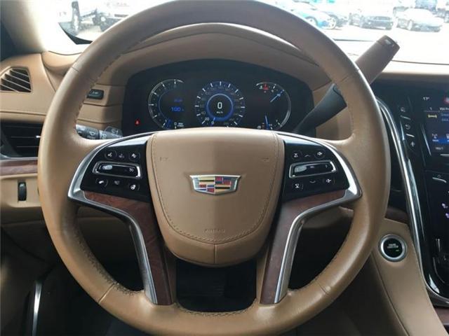 2016 Cadillac Escalade Platinum (Stk: 168238) in Medicine Hat - Image 13 of 33