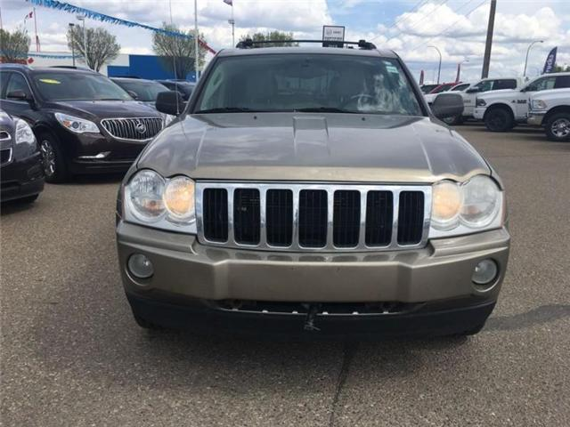 2005 Jeep Grand Cherokee Limited (Stk: 175510) in Medicine Hat - Image 2 of 20