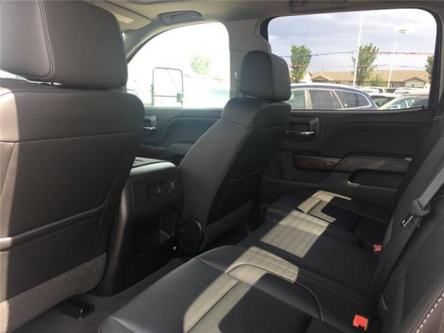 2019 GMC Sierra 3500HD SLT (Stk: 175617) in Medicine Hat - Image 20 of 26