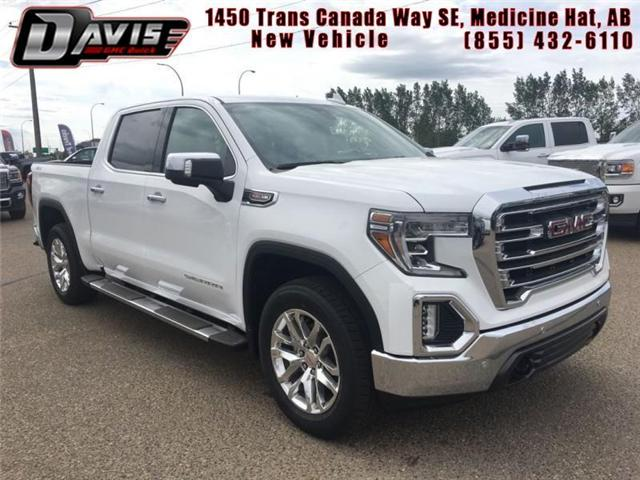 2019 GMC Sierra 1500 SLT (Stk: 175697) in Medicine Hat - Image 1 of 25
