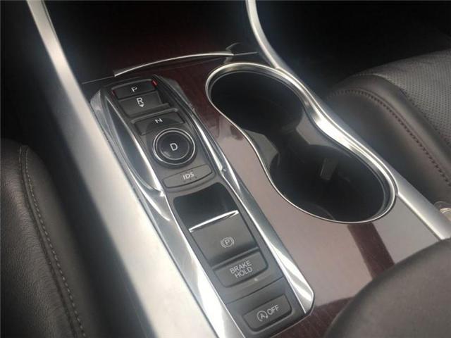 2015 Acura TLX Elite (Stk: 175884) in Medicine Hat - Image 16 of 27