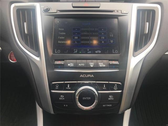 2015 Acura TLX Elite (Stk: 175884) in Medicine Hat - Image 18 of 27