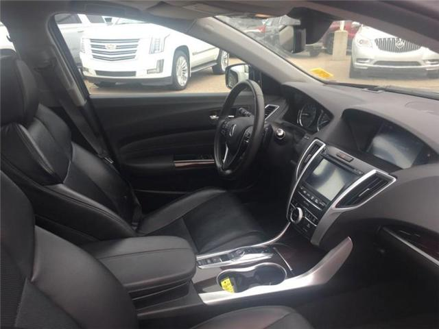 2015 Acura TLX Elite (Stk: 175884) in Medicine Hat - Image 25 of 27