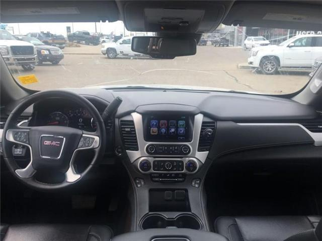 2017 GMC Yukon XL SLT (Stk: 167385) in Medicine Hat - Image 11 of 28