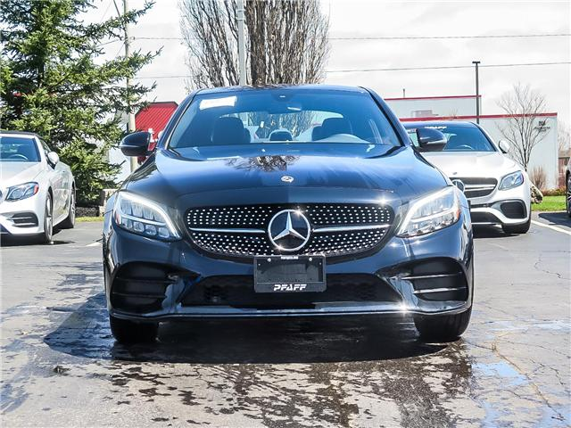 2019 Mercedes-Benz C-Class Base (Stk: 38942) in Kitchener - Image 2 of 21