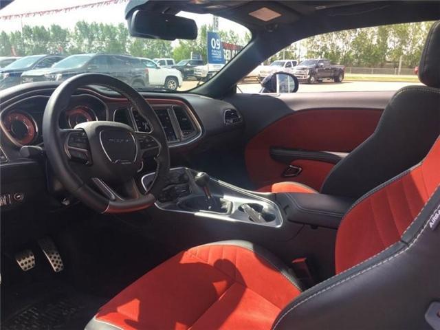 2017 Dodge Challenger SRT Hellcat (Stk: 176171) in Medicine Hat - Image 9 of 16