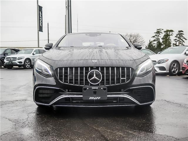 2019 Mercedes-Benz AMG S 63 Base (Stk: 38973) in Kitchener - Image 2 of 21