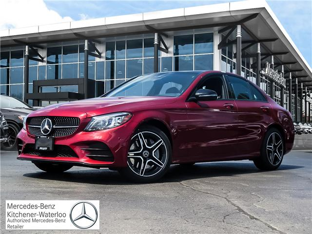 2019 Mercedes-Benz C-Class Base (Stk: 39100) in Kitchener - Image 1 of 17