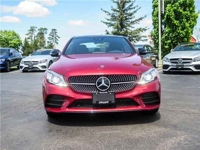 2019 Mercedes-Benz C-Class Base (Stk: 39100) in Kitchener - Image 2 of 17