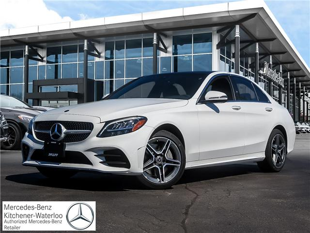 2019 Mercedes-Benz C-Class Base (Stk: 39116) in Kitchener - Image 1 of 17
