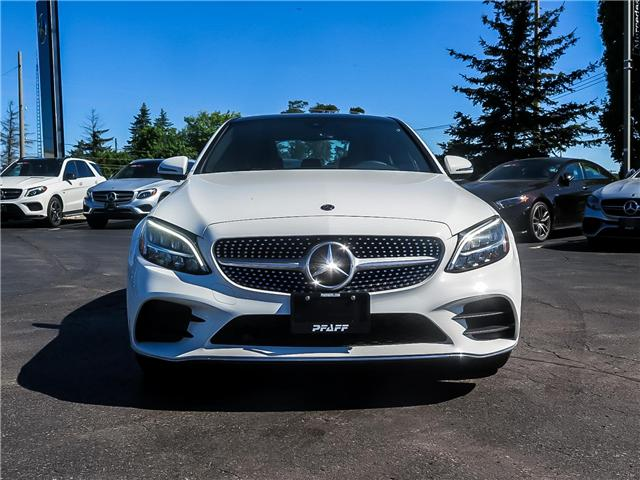 2019 Mercedes-Benz C-Class Base (Stk: 39116) in Kitchener - Image 2 of 17